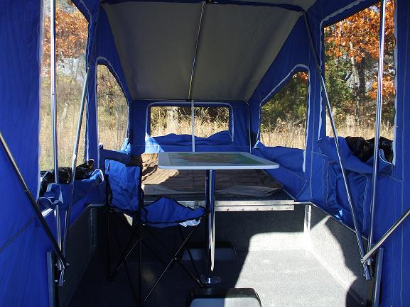 time out camper